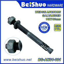 High Strength Cheap Price Self Drilling Carbon Steel Wedge Anchor